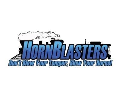 Shop HornBlasters logo