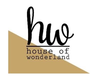 Shop House Of Wonderland logo
