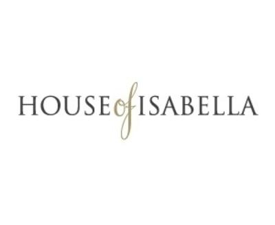 Shop House of Isabella logo