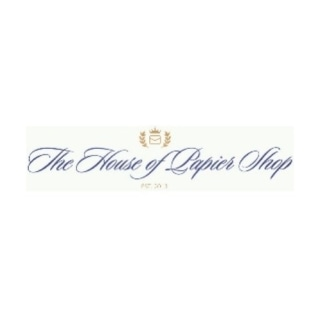 Shop The House of Papier Shop logo