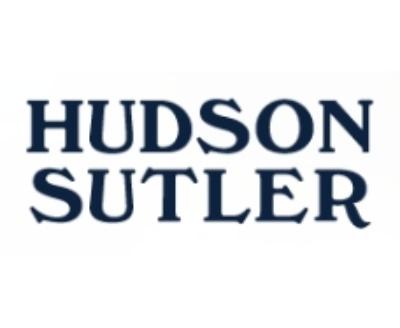 Shop Hudson Sutler logo