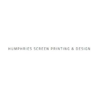 Shop Humphries Screen Printing logo