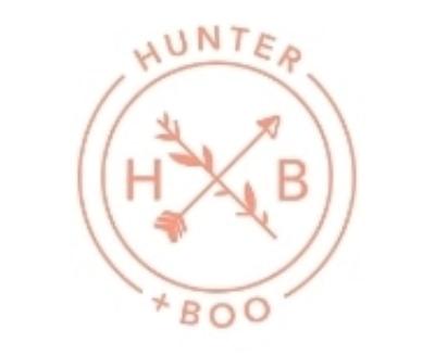 Shop Hunter+Boo logo
