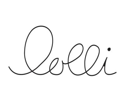 Shop I love Lolli logo