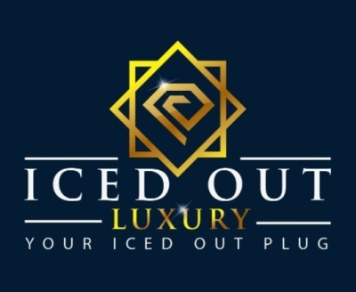 Shop ICED OUT LUXURY logo