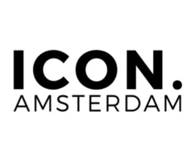 Shop Icon. Amsterdam logo