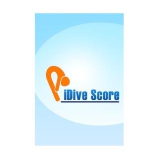 Shop iDive Score logo
