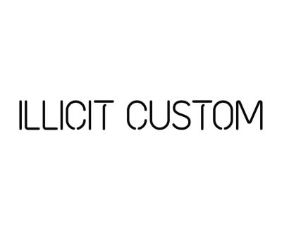 Shop Illicit Custom logo