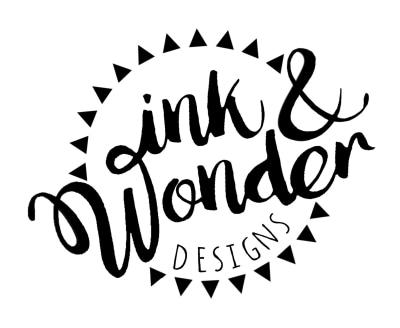 Shop Ink & Wonder logo