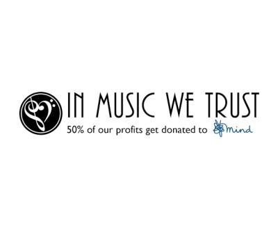 Shop In Music We Trust logo