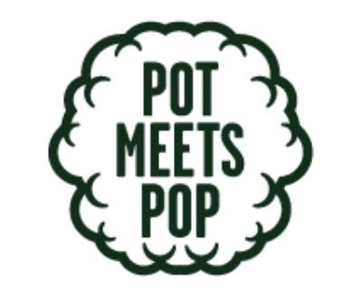Shop Pot Meets Pop Denim logo