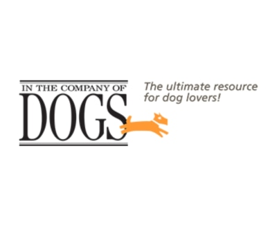 Shop In The Company of Dogs logo