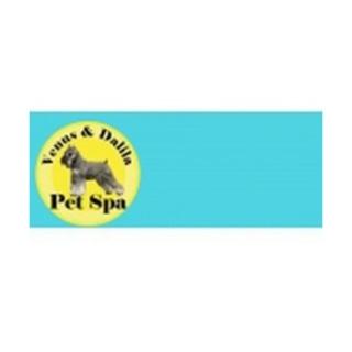 Shop Venus & Dalila Pet Spa logo