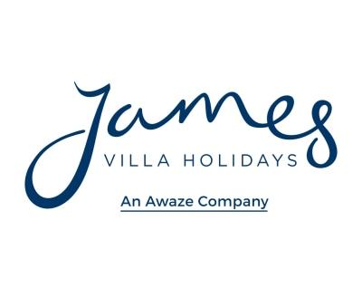 Shop James Villa Holidays logo