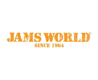 Shop Jams World logo