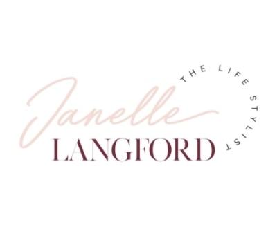 Shop Janelle Langford logo