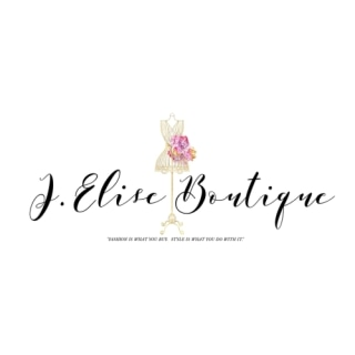 Shop J. Elise Boutique of Louisiana logo