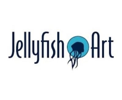 Shop Jellyfish Art logo