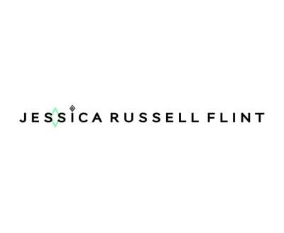 Shop Jessica Russell Flint logo