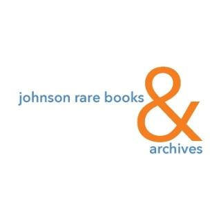 Shop Johnson Rare Books logo