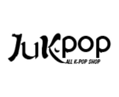Shop Jukpop logo