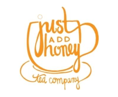 Shop Just Add Honey Tea Co logo
