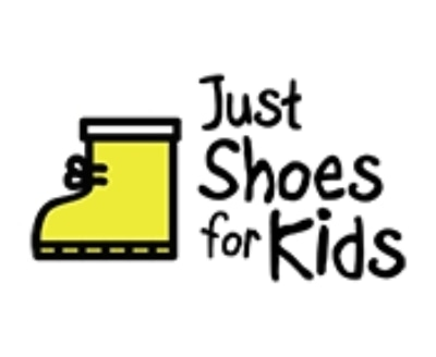 Shop Just Shoes for Kids logo