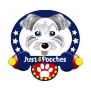 Shop Just 4 Pooches logo