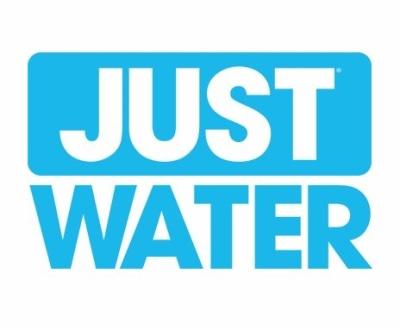 Shop just water logo