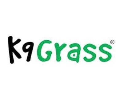 Shop K9Grass logo