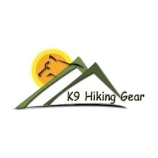 Shop K9 Hiking Gear logo