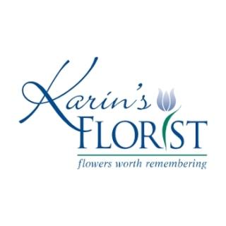 Shop Karins Florist logo