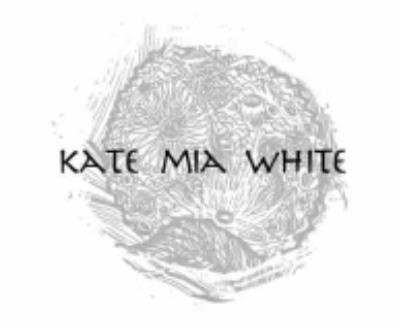 Shop Kate Mia White logo