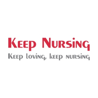 Shop KeepNursing logo