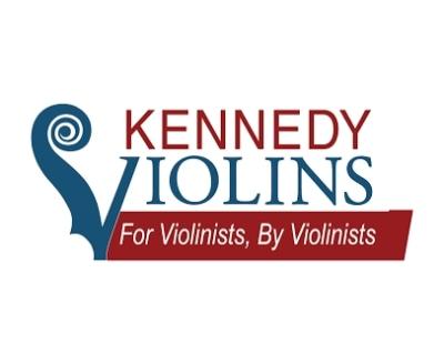 Shop Kennedy Violins logo