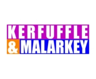 Shop Kerfuffle and Malarkey logo