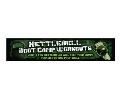 Shop Kettle Bell Boot Camp Workouts logo