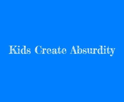 Shop Kids Create Absurdity logo