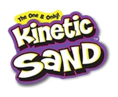 Shop Kinetic Sand logo