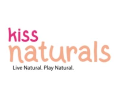 Shop Kiss Naturals logo