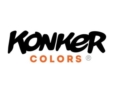 Shop Konker Colors logo