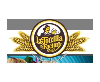 Shop La Tortilla Factory logo