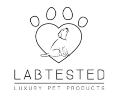 Shop Lab Tested Pet Products logo