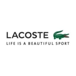 Shop Lacoste United Kingdom logo