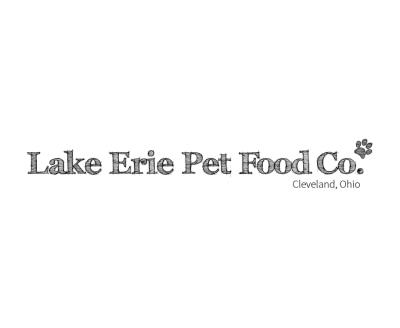 Shop Lake Erie Pet Food logo