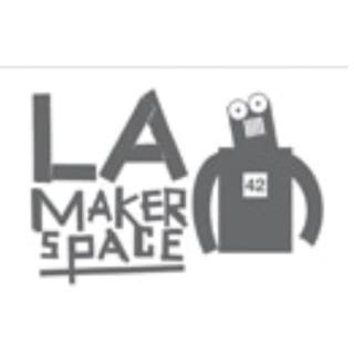 Shop Lamaker space logo