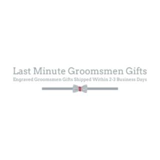 Shop Last Minute Groomsmen Gifts logo