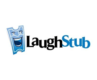 Shop LaughStub logo