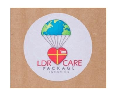 Shop LDR Care Package logo