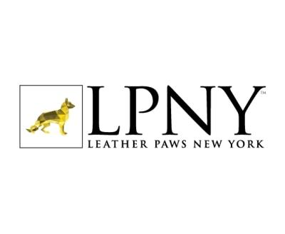 Shop Leather Paws logo